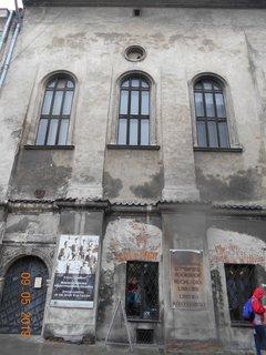 FOTKA - Synagoga High (Vysoká)