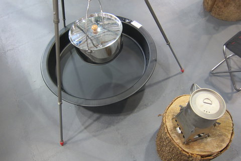 FOTKA - PVA - Výstava stanů - a kotlík