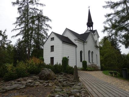 FOTKA - Kaple Panny Marie Lurdské - Konstantinovy Lázně