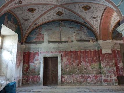FOTKA - kaple v Invalidovně (více zde: http://www.chytrazena.cz/invalidovna-barokni-skvost-v-prazskem-karline-45074.html)