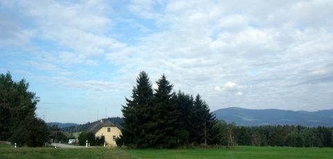 FOTKA - Lipno - už je krásný den s modrou oblohou