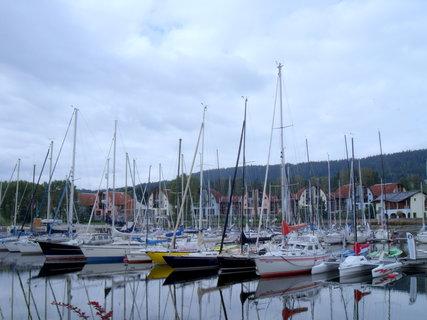 FOTKA - Lipno Marina - přístav