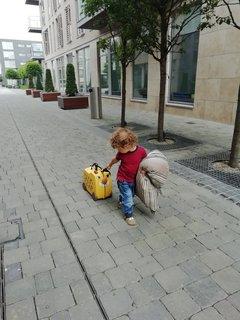 FOTKA - Kryštof letí k babičce