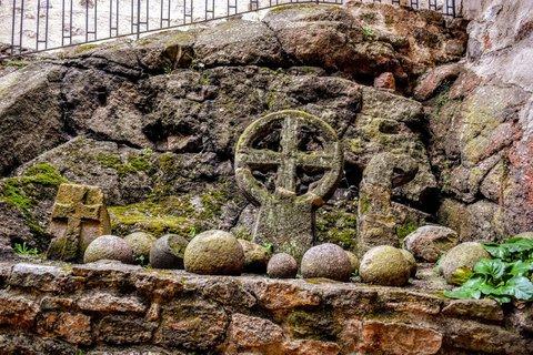 FOTKA - Dva kříže- hrad Loket