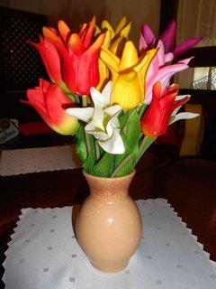 FOTKA - Kvety vo váze