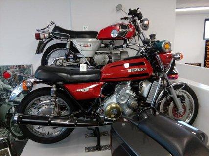 FOTKA - Další dvě motorky