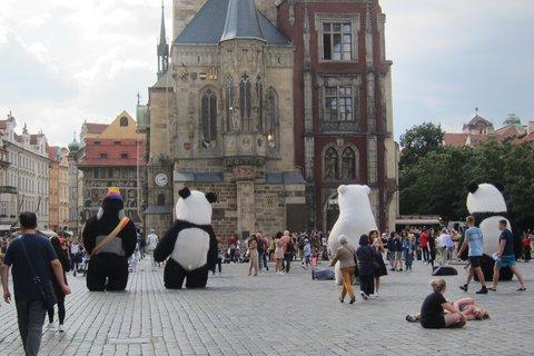 FOTKA - Staroměstské náměstí - sešlost