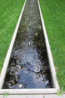 FOTKA - Florentinum - a pěkný vodní prvek