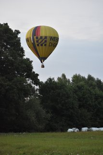 FOTKA - Poslední balon na přistání