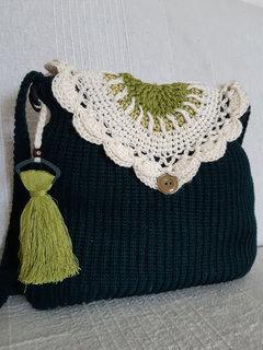 FOTKA - Pletená kabelka... Tůňka