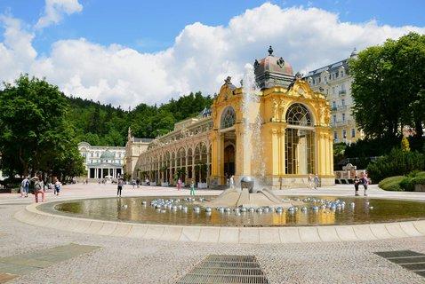 FOTKA - Zpívající fontána