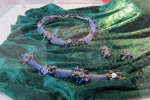FOTKA - Veletrh hodinek a šperků: Hodiny a Klenoty na PVA