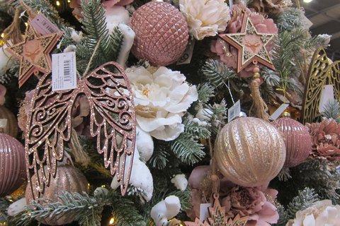 FOTKA - FOR DECOR & HOME - Vánoce s růžovou? I pro muže?