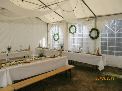 FOTKA - svatební tabule
