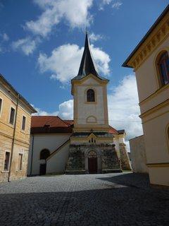 FOTKA - Kostel Nanebevzetí Panny Marie, Bezdružice
