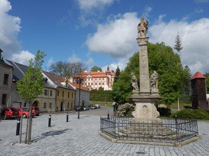 FOTKA - Bezdružice, náměstí