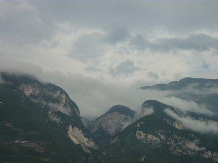 FOTKA - hory a mlha
