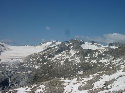 FOTKA - pohled na ledovec Presena