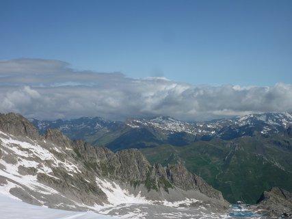 FOTKA - výhled do okolí ledovce