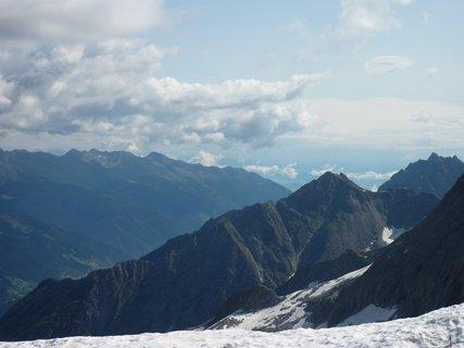 FOTKA - vrcholky italských Alp