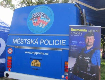 FOTKA - Dnes na Výstavišti: Den IZS - Městská Policie
