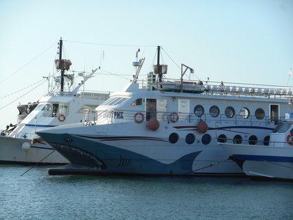 FOTKA - Loď, která pluje do Turecka