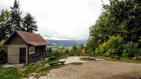 FOTKA - Sušice - pohled ze Svatoboru