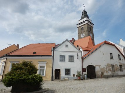 FOTKA - Slavonice, s ojediněle zachovalou pozdně gotickou a renesanční architekturou