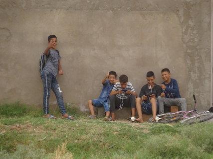 FOTKA - Mládež v Maroku