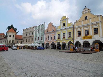 FOTKA - Měšťanské domy   - památka UNESCO (31.7.)