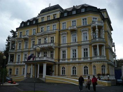 FOTKA - Františkovy Lázně hotel Imperial nejdrazsi