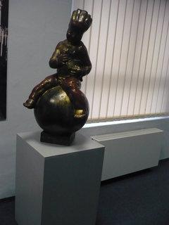 FOTKA - Františkovy Lázně original v muzeu