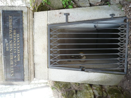 FOTKA - Komorní Hůrka  štola Goethe uz zamcena