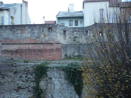 FOTKA - Sopron  zbytek hradeb