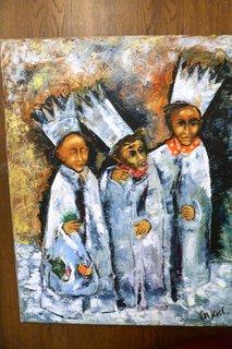 FOTKA - Tři králové-obraz z lázní