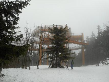 FOTKA - Vyhlídková věž Valaška