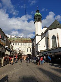 FOTKA - Innsbruck - Kostel