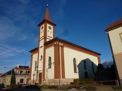 FOTKA - kostel v Mořkově