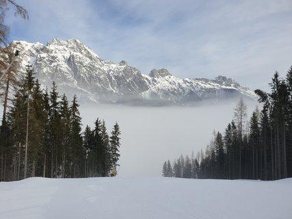 FOTKA - Popatnácte na Asitz - Jedeme do mlhy