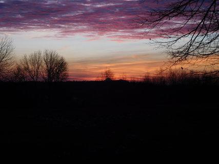 FOTKA - Po západu slunce (29.12.)