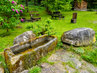 Krásné kamenné koryto
