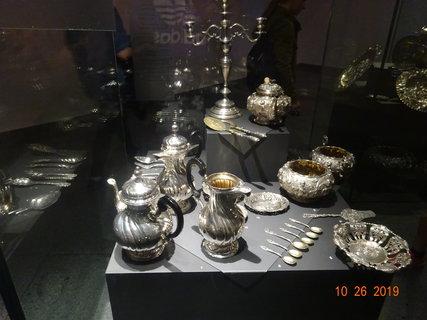 FOTKA - Bratislavský hrad-nádobí