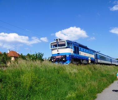 FOTKA - rychlík z Luhačovic