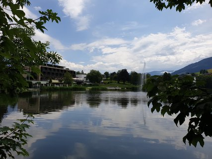 FOTKA - Letní procházka okolo Ritzensee - Jezero