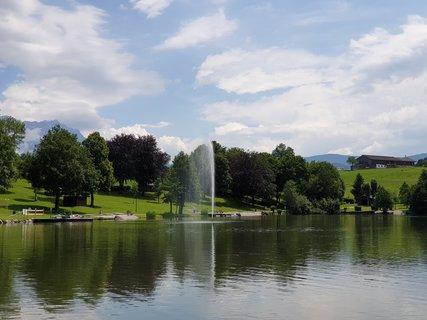 FOTKA - Letní procházka okolo Ritzensee - U jezera
