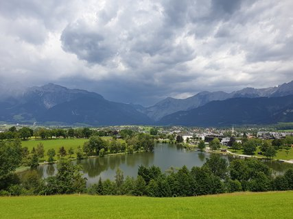FOTKA - Letní procházka okolo Ritzensee - Nad Ritzensee