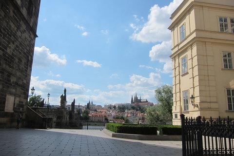 FOTKA - Z Klementina - na Křížovnické náměstí