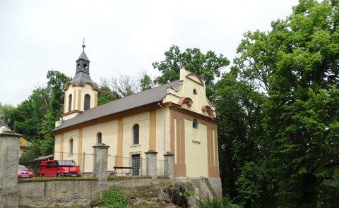 FOTKA - stránovský kostel