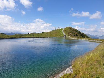 FOTKA - Z Asitzu ke Geierkogelhütte - Pohled na Velký Asitz