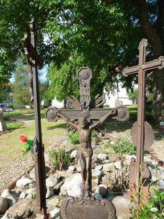 FOTKA - Býv.hřbitov kde byli pochováni mnozí příbuzní K.Klostermanna i postavy jeho povídek a románů.